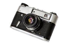 Retro kamera Zdjęcie Royalty Free