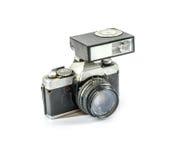 Retro Kamera Lizenzfreie Stockfotografie
