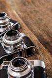 Retro kamera Fotografia Royalty Free
