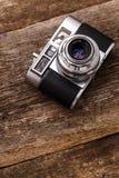 Retro kamera Obrazy Stock