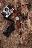 Retro kamera zdjęcie stock