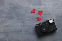 Retro Kamera Lizenzfreie Stockfotos