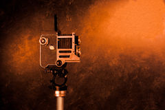 Retro kamera för tappning Royaltyfria Foton