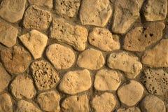 Retro kamieniarstwo ściana Obraz Royalty Free