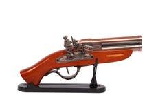 Retro kanon Royalty-vrije Stock Afbeelding