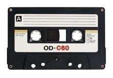 Retro- Kassette Lizenzfreies Stockbild