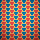 Retro kid vector seamless pattern. Endless texture Royalty Free Stock Photos