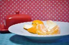 Retro Kitchen Breakfast Royalty Free Stock Image