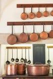 Retro kitchen Stock Photos