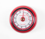 Retro kitchen timer Royalty Free Stock Photo
