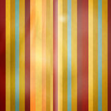 Retro kitsch motel sign. Retro striped kitsch wallpaper background with texture and grunge styling vector illustration