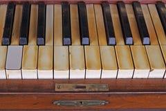 Retro- Klavier Stockfotografie