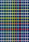 Retro kleurenachtergrond Royalty-vrije Stock Foto