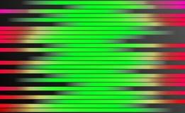 Retro Kleurrijke Strepenachtergrond - Digitaal Grafisch Ontwerpbehang royalty-vrije illustratie