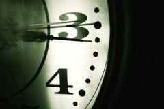 retro klocka Arkivbild