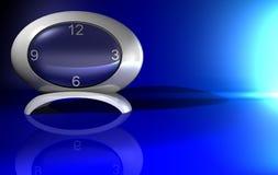 Retro klok vector illustratie