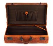 Retro koffer 2 Royalty-vrije Stock Afbeeldingen