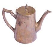 Retro koffiepot Royalty-vrije Stock Foto's