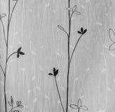 Retro Koronkowy Kwiecisty Bezszwowy Deseniowy tkaniny tła rocznika styl Obraz Stock