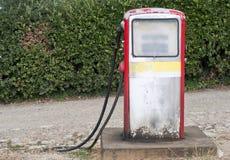 Retro- Kraftstoffpumpe Lizenzfreie Stockfotos