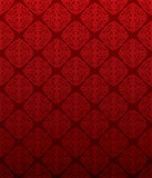 retro kwiecisty ornament Obraz Royalty Free