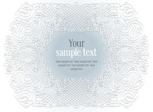 Retro lace pattern Stock Photo