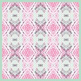 Retro lace pattern. Royalty Free Stock Photos