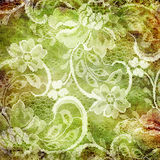 Retro lacy background Stock Image