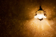 Retro lamp Stock Images