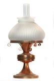 Retro lamp Stock Afbeelding