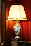 Retro lamp, klassiek ontwerp royalty-vrije stock afbeelding