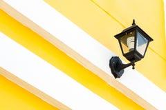 retro lampa Royaltyfri Foto