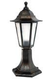 Retro lampada Fotografia Stock Libera da Diritti