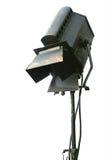 Retro lampada dello studio Fotografia Stock Libera da Diritti
