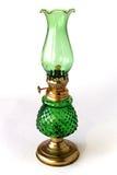 Retro lampada di olio Fotografia Stock