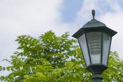 Retro lamppost Immagini Stock Libere da Diritti