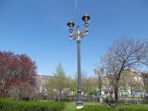 Retro lamppost Royalty Free Stock Image