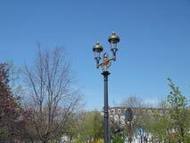 Retro lamppost Stock Photography