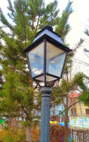 Retro lamppost Stock Image