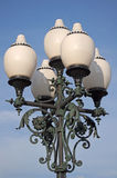 Retro lantern Royalty Free Stock Images