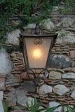 Retro lanterna Fotografia Stock