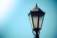 Retro lanterna Fotografie Stock