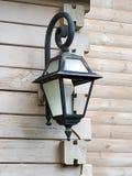 Retro lanterna di stile fotografia stock libera da diritti