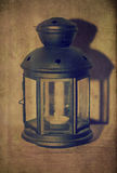 Retro latern Royalty Free Stock Image