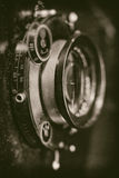 Retro lens Royalty Free Stock Photography