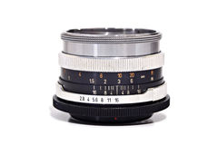 Retro lense Royalty Free Stock Photo