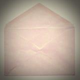 Retro letter envelope Stock Photos