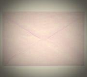 Retro letter envelope Stock Images