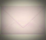 Retro letter envelope Royalty Free Stock Image