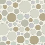 Seamless gear pattern Stock Images